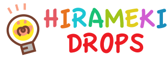 HIRAMEKI DROPS